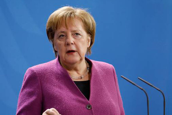 Disarmament efforts must include China as well as US, Russia: Merkel