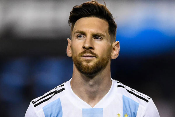 The Messi who did not play in Jerusalem