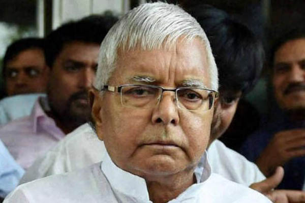 Upper caste quotas onslaught on rights of SCs, STs, OBCs: Lalu