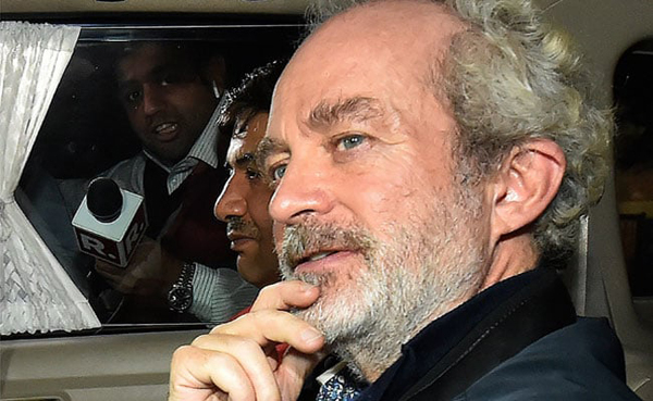 Chargesheet leak: Michel seeks free and fair trial