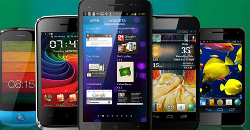Micromax now top mobile brand in India