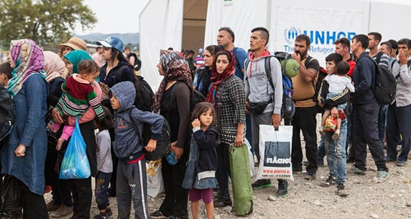 It is grave sin to flee to Europe, IS warns refugees