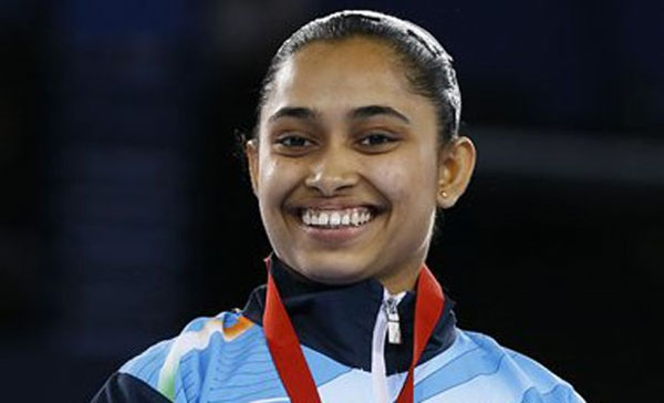 Will look to continue creating history: Dipa Karmakar
