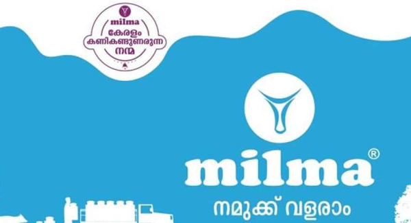 Milma price goes up by Rs. 4 per litre
