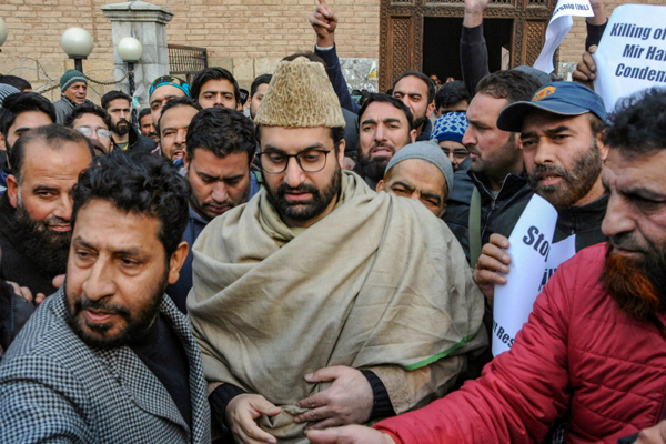 Security cover of six separatist leaders withdrawn