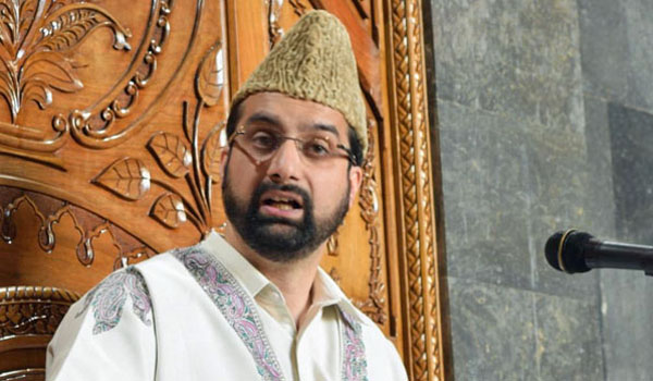 Separatists ready to back India-Pakistan peace initiative: Mirwaiz