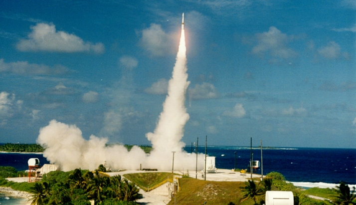 India test-fires missile interceptor