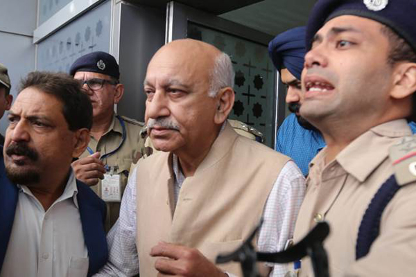 M.J. Akbar defamation case: court reserves order