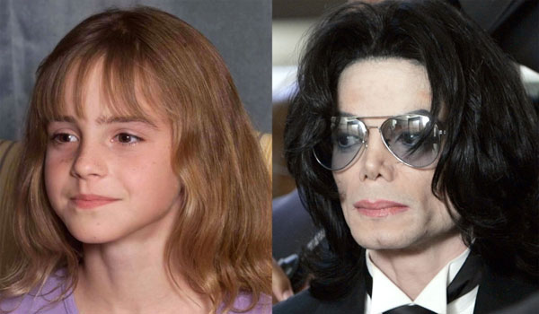 """Michael Jackson wanted to marry """"Harry Potter"""" star Emma Watson"""