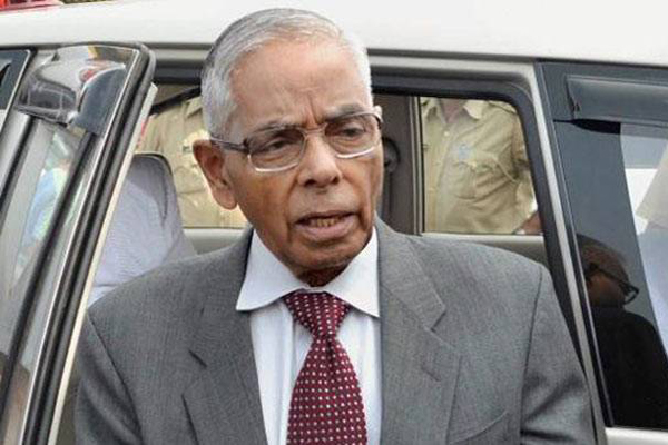 Narayanan questions methodology of CBI chiefs selection