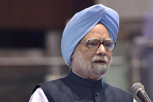 No room for authoritarianism in India: Manmohan Singh