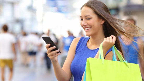 Why consumers still hesitate on shopping online via smartphones