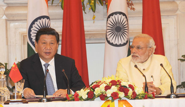 Modi wields soft power to befriend Chinese
