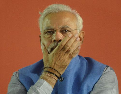 Opposition attacks PM Modi for not greeting nation on Eid