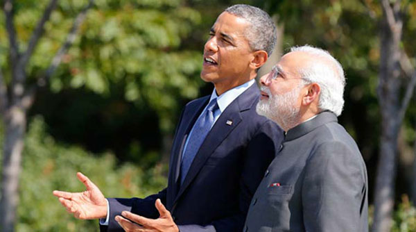 Modis life story reflects Indias potential: Obama in TIME