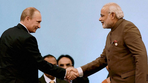 India against Russia sanctions, to add vigour to ties in Putin-Modi meet