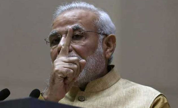 Ahead of arrival, US rights group gets court summons against Modi