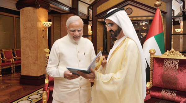 India, UAE to set up parl panel to enhance ties