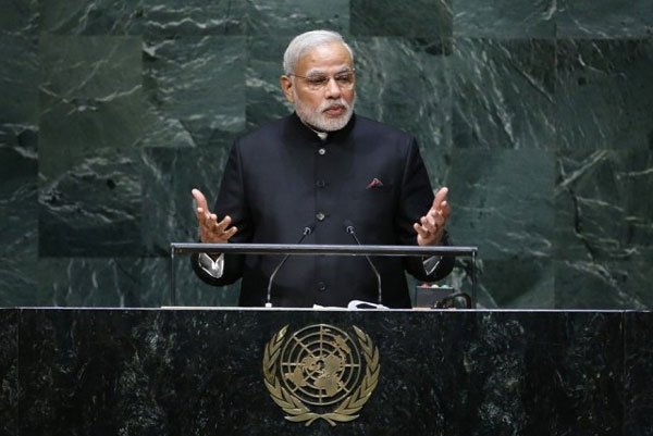 Want talks with Pakistan without shadow of terrorism: Modi