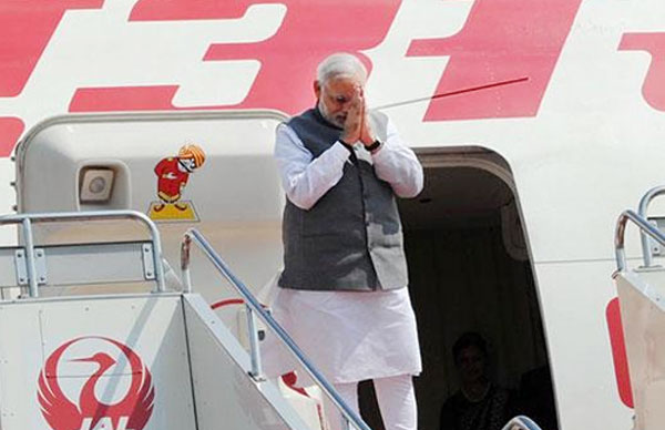 The itinerant prime minister yet to visit a Muslim country