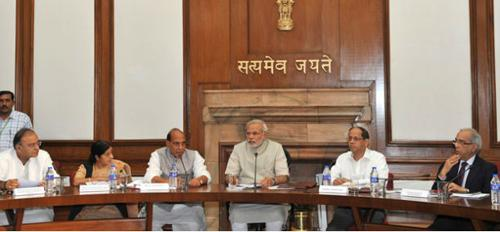 PM asks ministers to set 100-day agenda