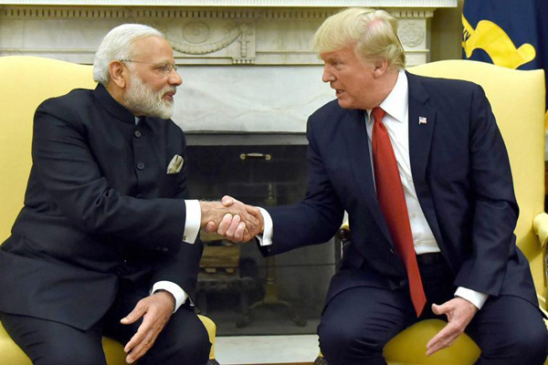 India-US ties, the goals