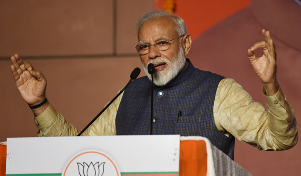 Modi magic steers BJP to historic win in Lok Sabha polls, opposition crushed