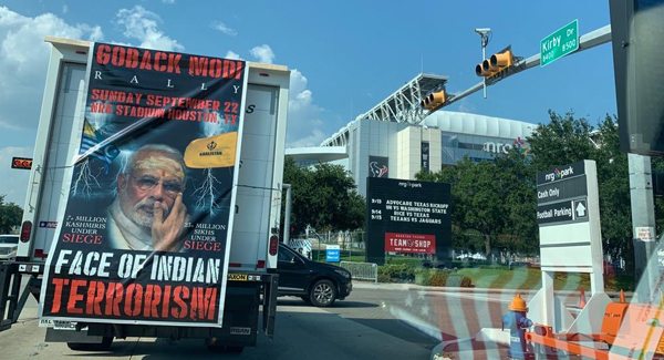 Lawsuit filed against Modi in Houston, separatist Sikhs to hold protest
