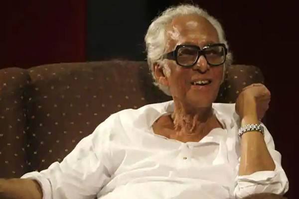 Mrinal Sen always bucked the trend in films and life