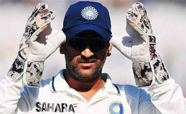 Dhonis abrupt good-bye stunning, mystifying