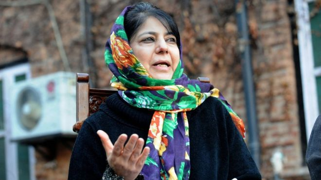 Crackdown on Jamaat-e-Islami Jammu and Kashmir arbitrary: Mehbooba