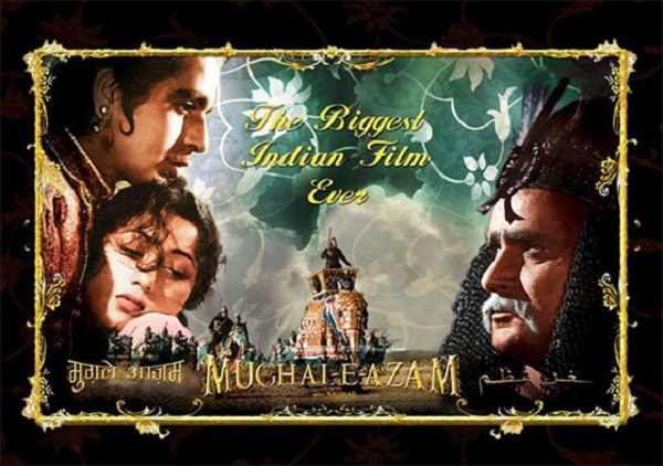 Mughal-e-Azam named greatest Bollywood film ever