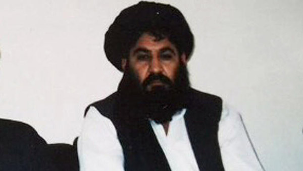 Afghan Taliban chief Mullah Mansour releases audio message