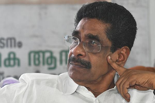 Mullapally Ramachandran wont contest this time