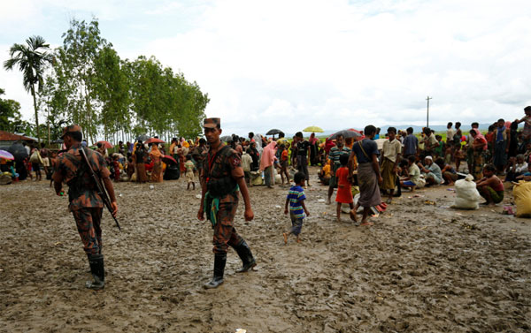 UN warns Myanmar situation textbook example of ethnic cleansing