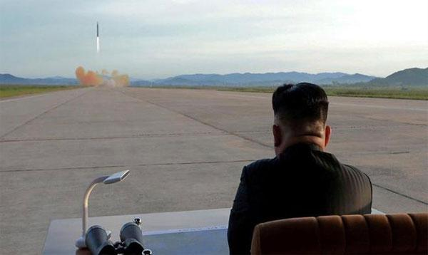 N.Korea working on missile that could reach US