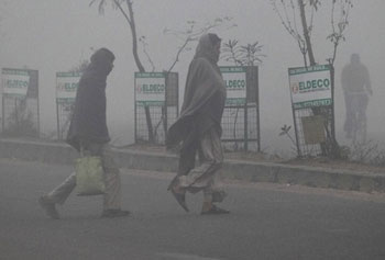 Cold wave intensifies in UP, 20 more dead