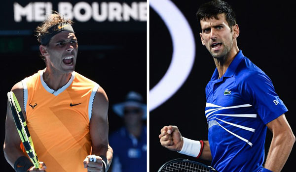 Djokovic to meet Nadal in Australian Open final