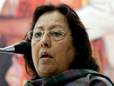 Ram Temple construction in Ayodhya not contentious issue: Heptulla