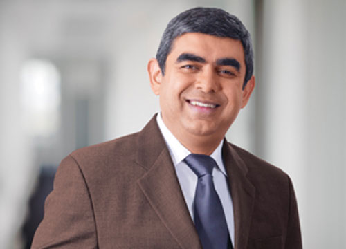 Infosys names Vishal Sikka as first external CEO