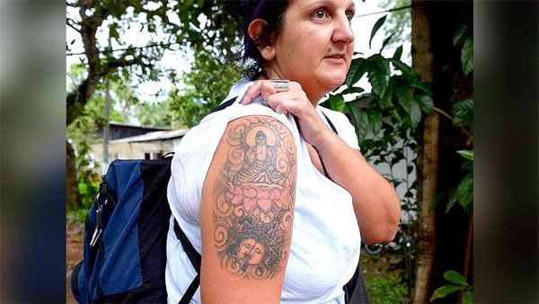 UK woman, deported over Buddha tattoo, wins Rs 800,000 compensation from Sri Lanka