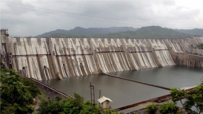 Narmada dams height increased after eight years