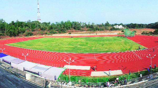 District admin to maintain NGames stadiums