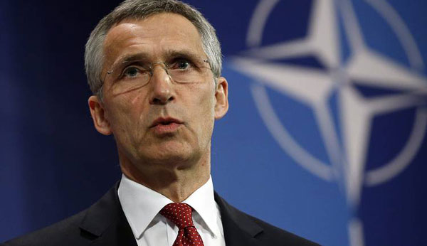 NATO says implementing biggest defence boost since Cold War