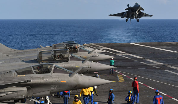 Indo-French naval exercise Varuna concludes off Goa