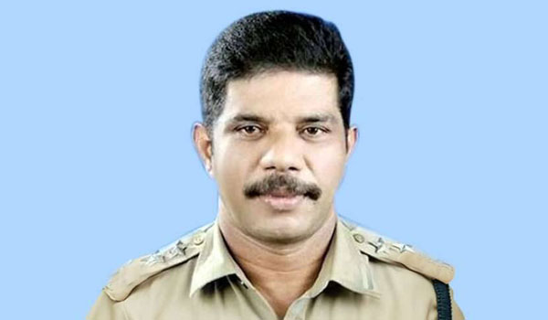 Missing police officer found in Tamil Nadu