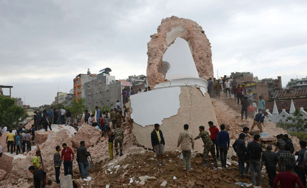 Nepals heritage sites reopen to public post-quake