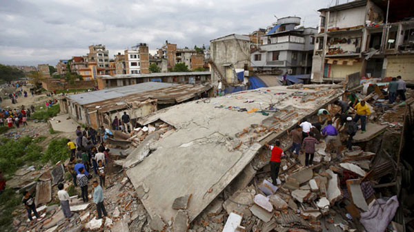 Nepal bans building houses above two storeys