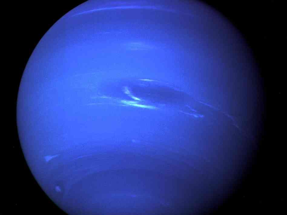 New Neptune moon discovered