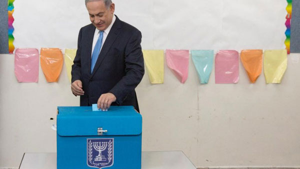 Israelis vote in parliamentary election